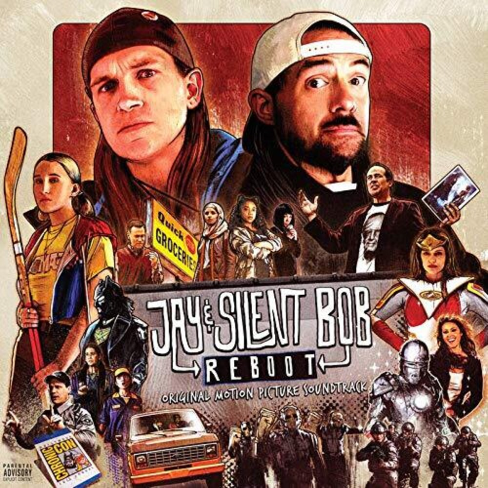 Various Artists - Jay & Silent Bob Reboot (Original Soundtrack) [RSD BF 2019]