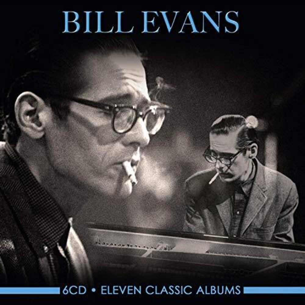 Bill Evans - Eleven Classic Albums