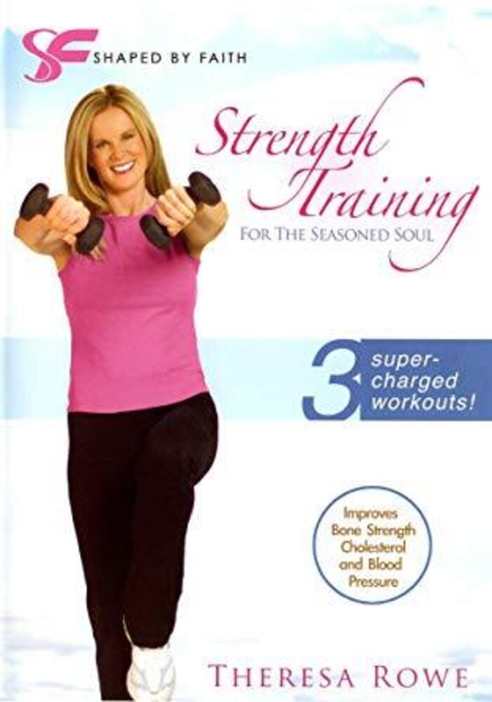 Shaped by Faith: Stregnth Training for Seasoned - Shaped By Faith: Stregnth Training For Seasoned