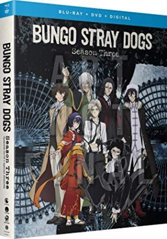 Bungo Stray Dogs: Season Three - Bungo Stray Dogs: Season Three (4pc) (W/Dvd)
