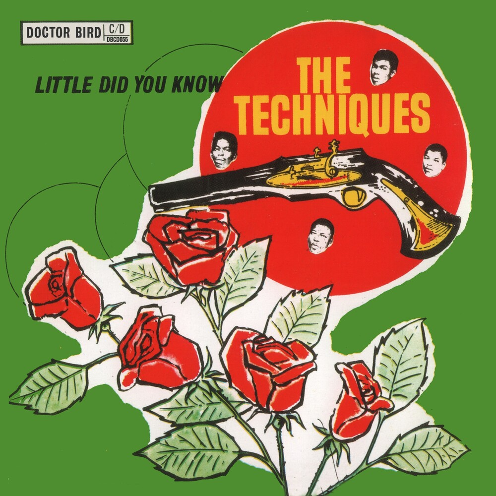 TECHNIQUES - Little Did You Know (Bonus Tracks) (Uk)