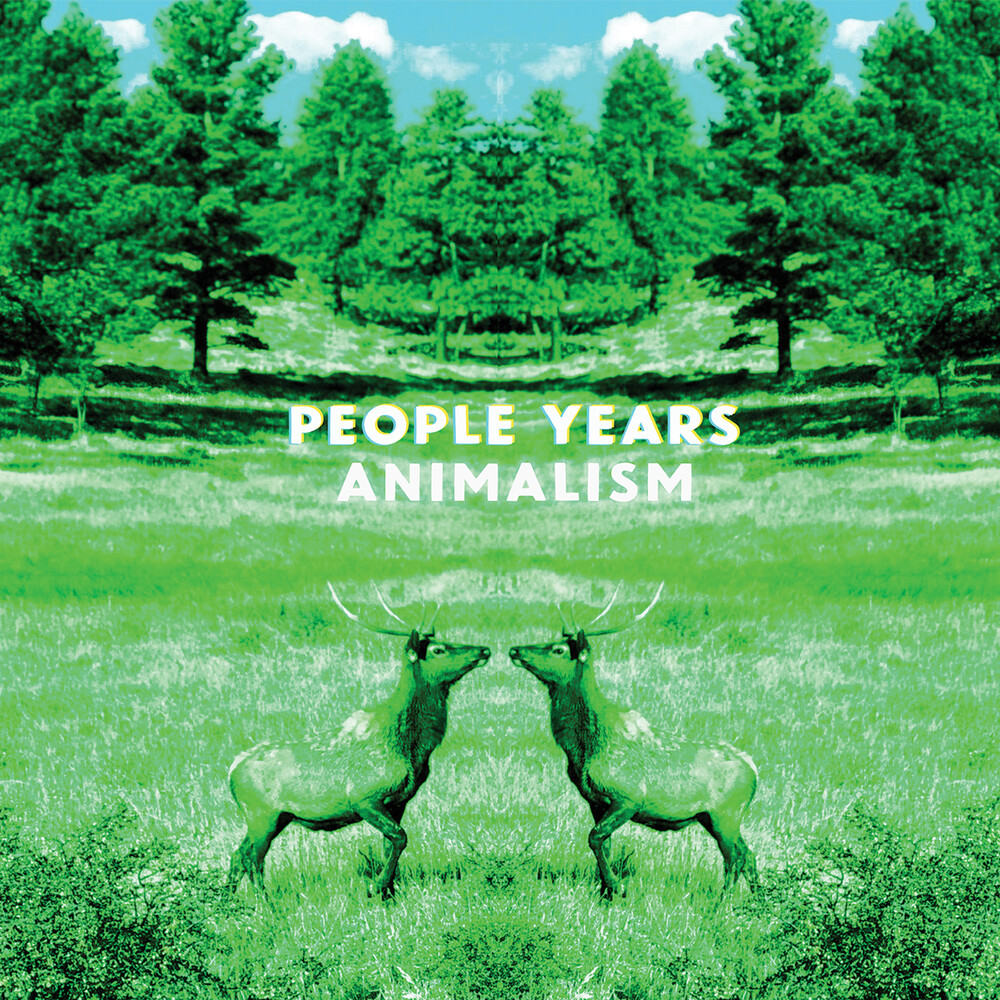 People Years - Animalism [Digipak]