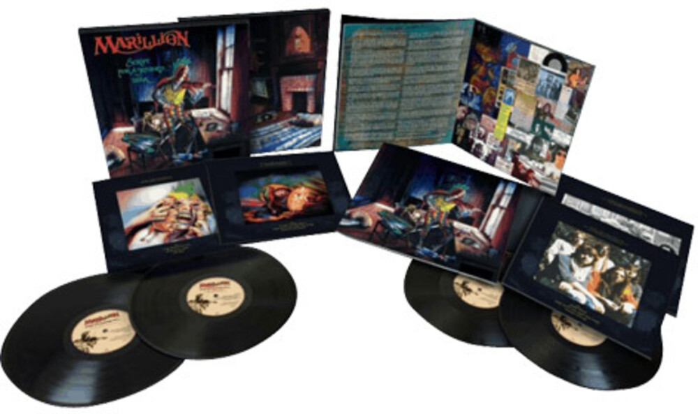 Marillion - Script For A Jester's Tear: Deluxe Edition [4LP]