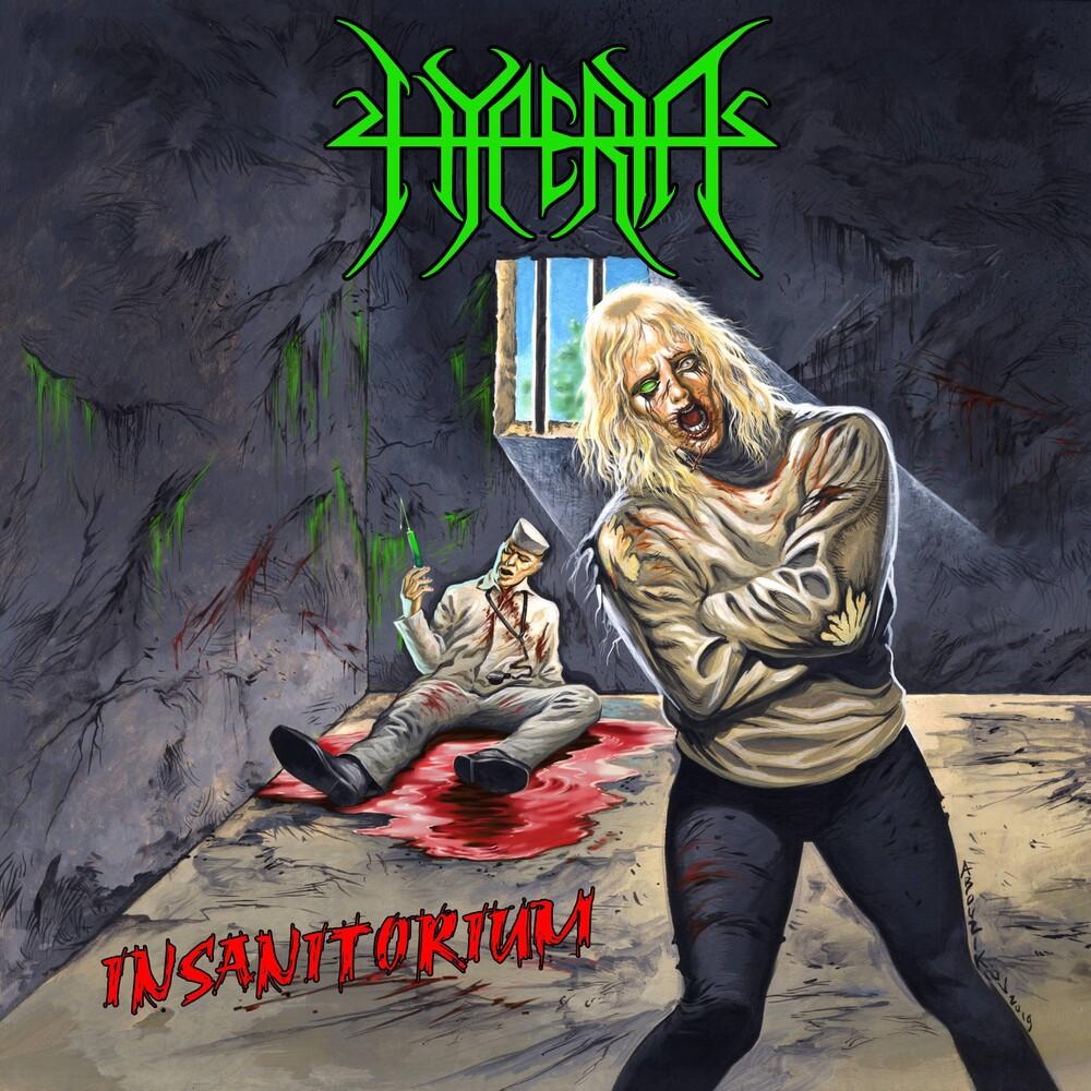 Hyperia - Insanitorium