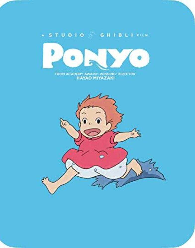 - Ponyo (Steelbook)