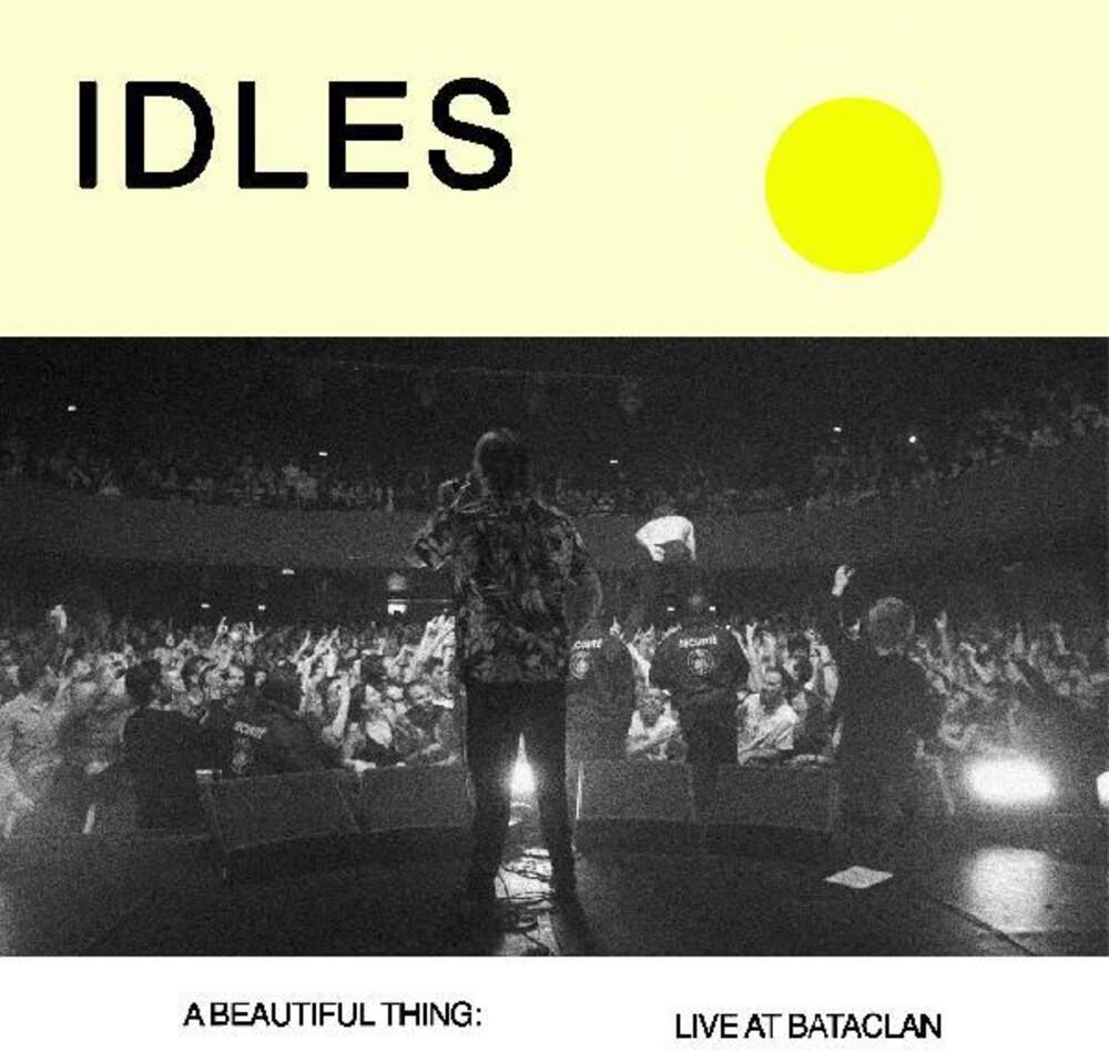 Idles - Beautiful Thing: Idles Live At Le Bataclan [2LP]