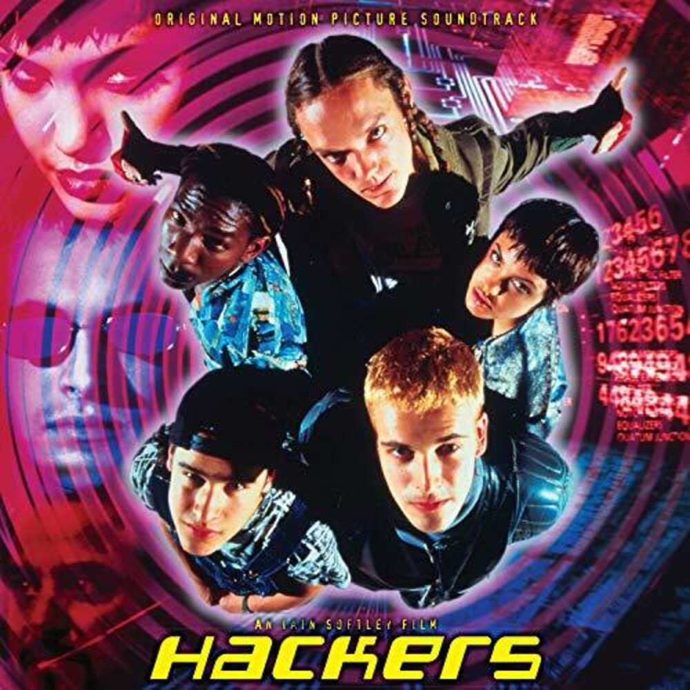 Various Artists - Hackers (Original Motion Picture Soundtrack) [2 CD]