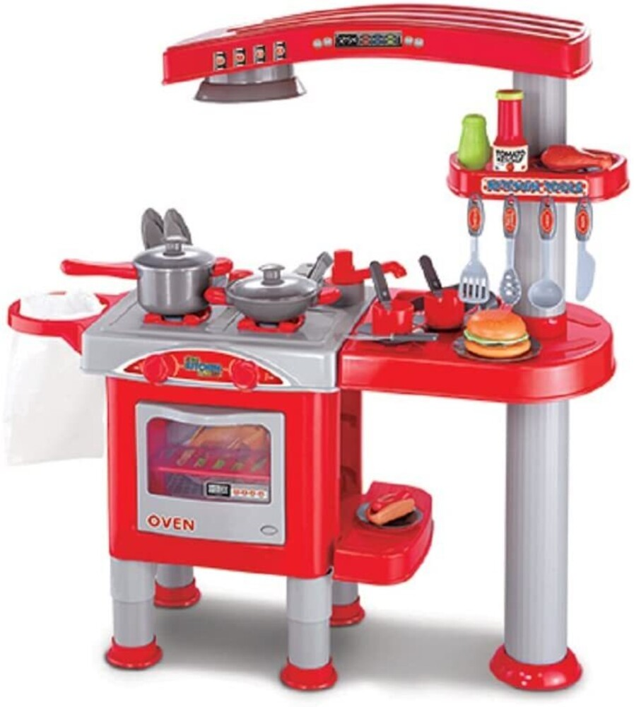 Playsets - Kid's Kitchen 40-Piece Playset