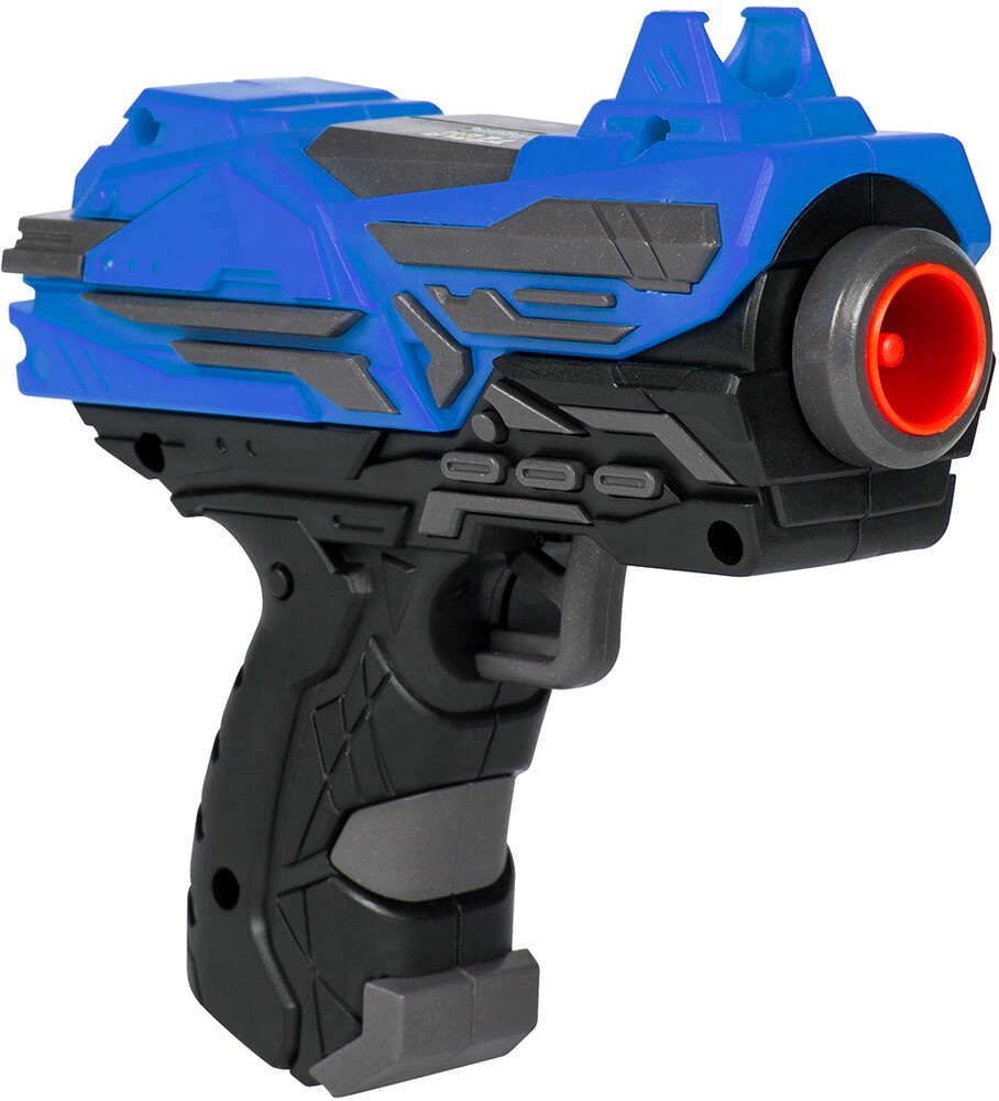Dart Blasters - World Tech Warrior: Micro Spring Pump Dart Blaster Double Pack