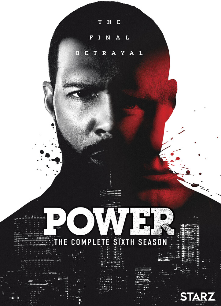 Power: Season 6 - Power: Season 6 (3pc) / (3pk)