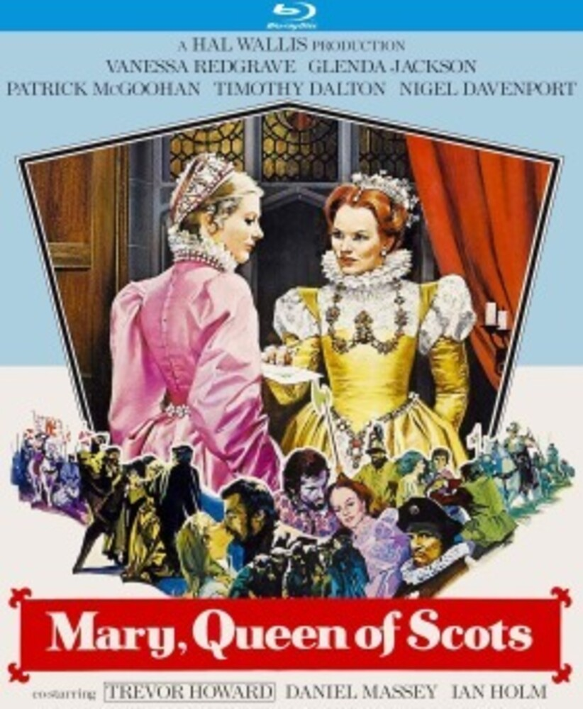 - Mary Queen Of Scots