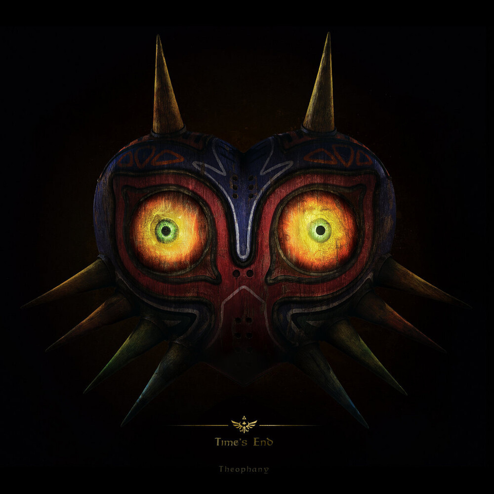 ophany Gol - Time's End I: Majora's Mask Remixed (Gol)