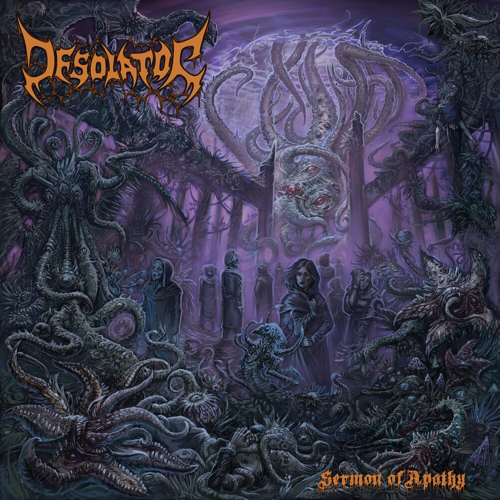 Desolator - Sermon Of Apathy