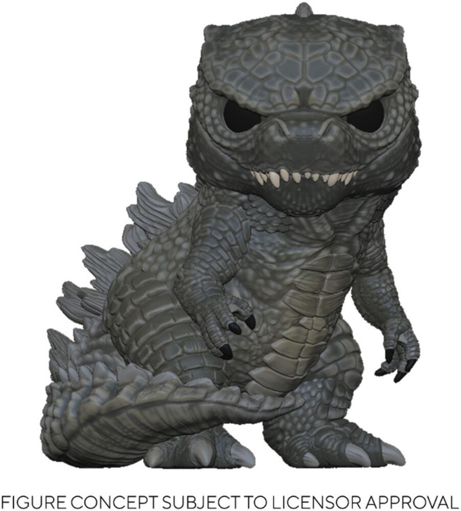 - FUNKO POP! MOVIES: Godzilla Vs Kong- Godzilla