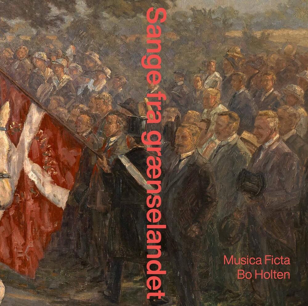 Musica Ficta - Sange Fra Graenselandet