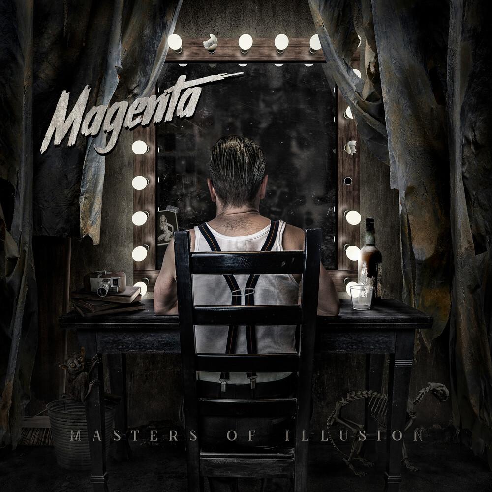 Magenta - Master Of Illusion (W/Dvd) (Ntr0) (Uk)