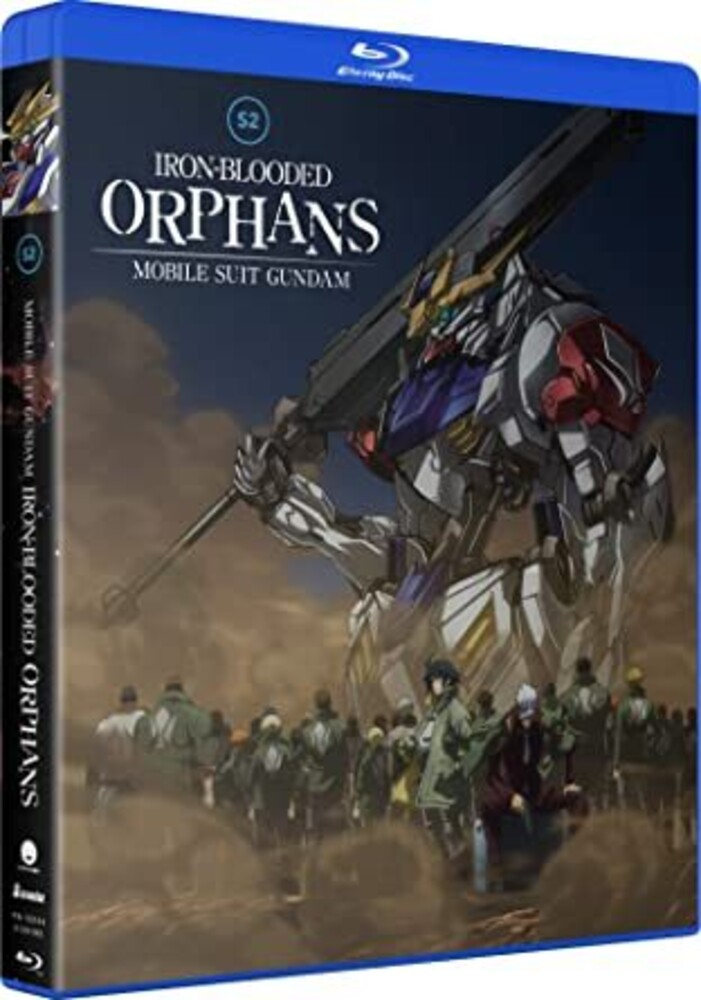 Johnny Yong Bosch - Mobile Suit Gundam: Iron-Blooded Orphans - Ssn Two