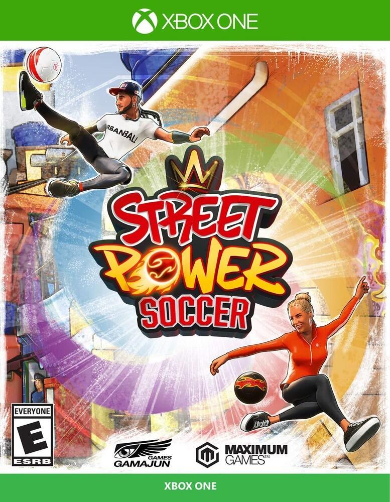 - Street Power Soccer