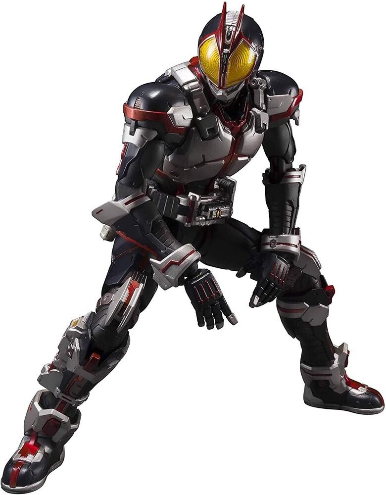 Tamashii Nations - Masked Rider Faiz - Bandai Tamashii Nations S.I.C