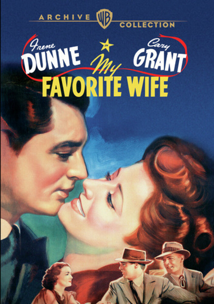 - My Favorite Wife (1940) / (Full Mod Amar Sub)
