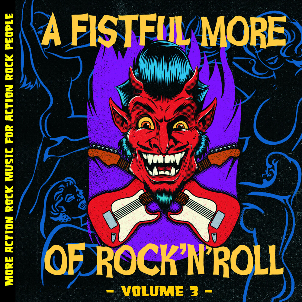 Fistful More Of Rock N Roll Vol 3 / Various - Fistful More Of Rock N' Roll Vol. 3 / Various