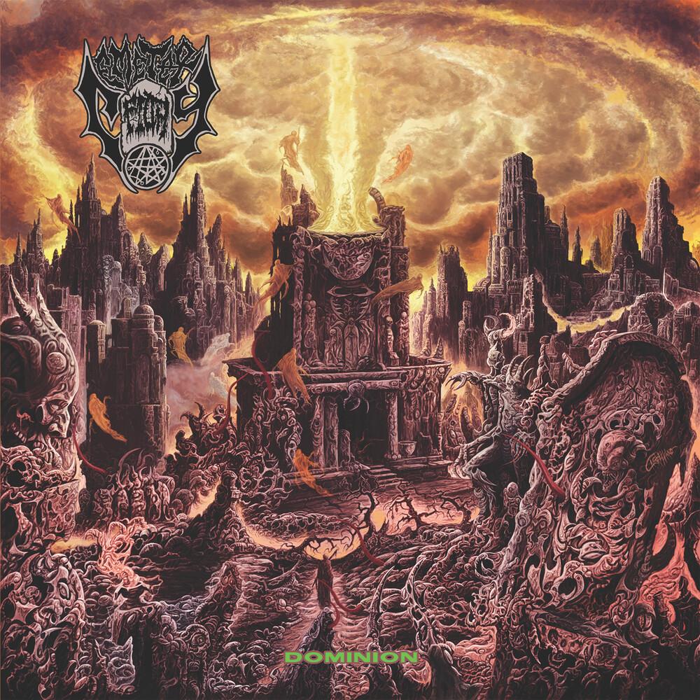 Cemetery Filth - Dominion (Colv) (Gate) (Grn) (Org)