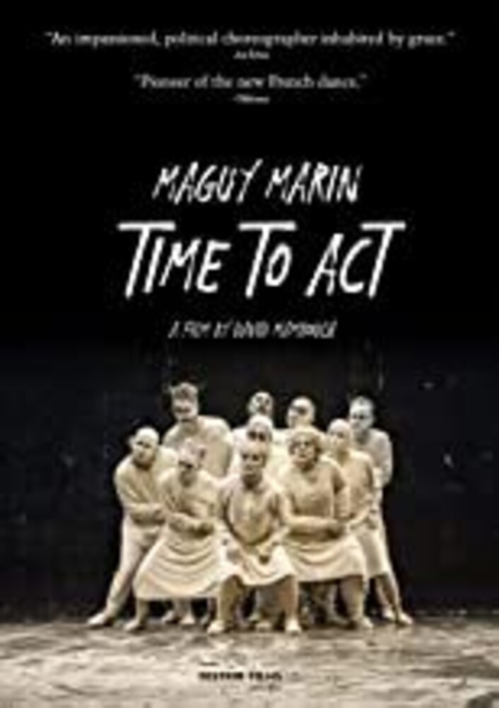 - Maguy Marin Time To Act