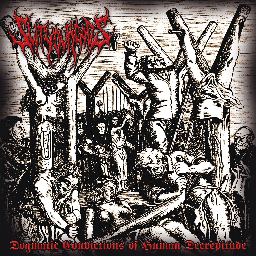 Slit Your Gods - Dogmatic Convictions Of Human Decrepitude
