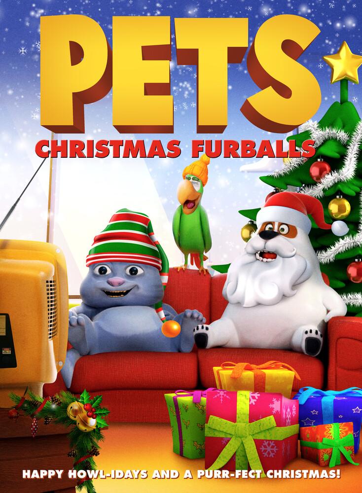 Kj Schrock - Pets: Christmas Furballs