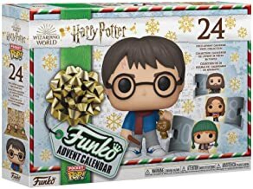 Funko Advent Calendar: - FUNKO ADVENT CALENDAR: Harry Potter
