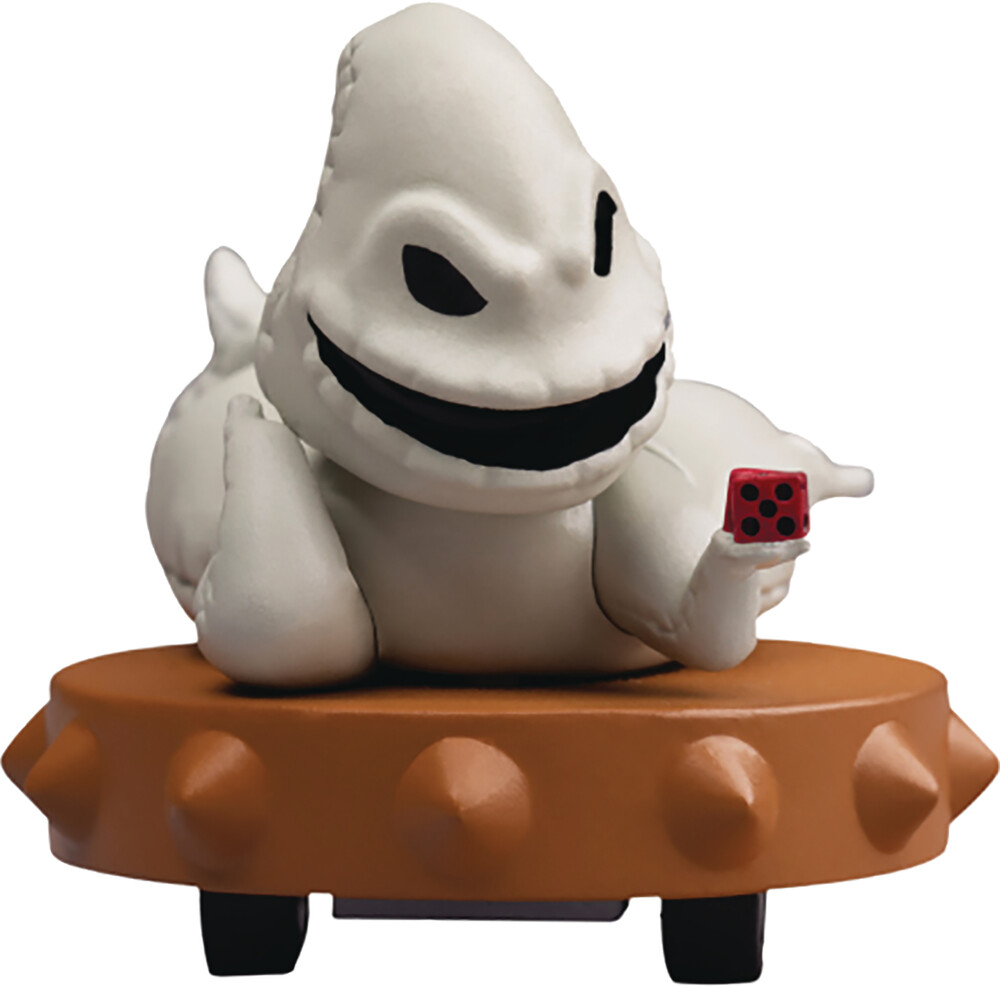 Good Smile Company - Good Smile Company - Nightmare Before Christmas - Pull Back Car SeriesOogie Boogie