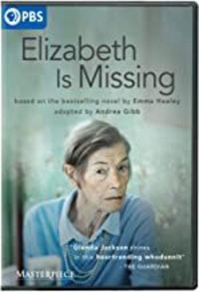 - Masterpiece: Elizabeth Is Missing