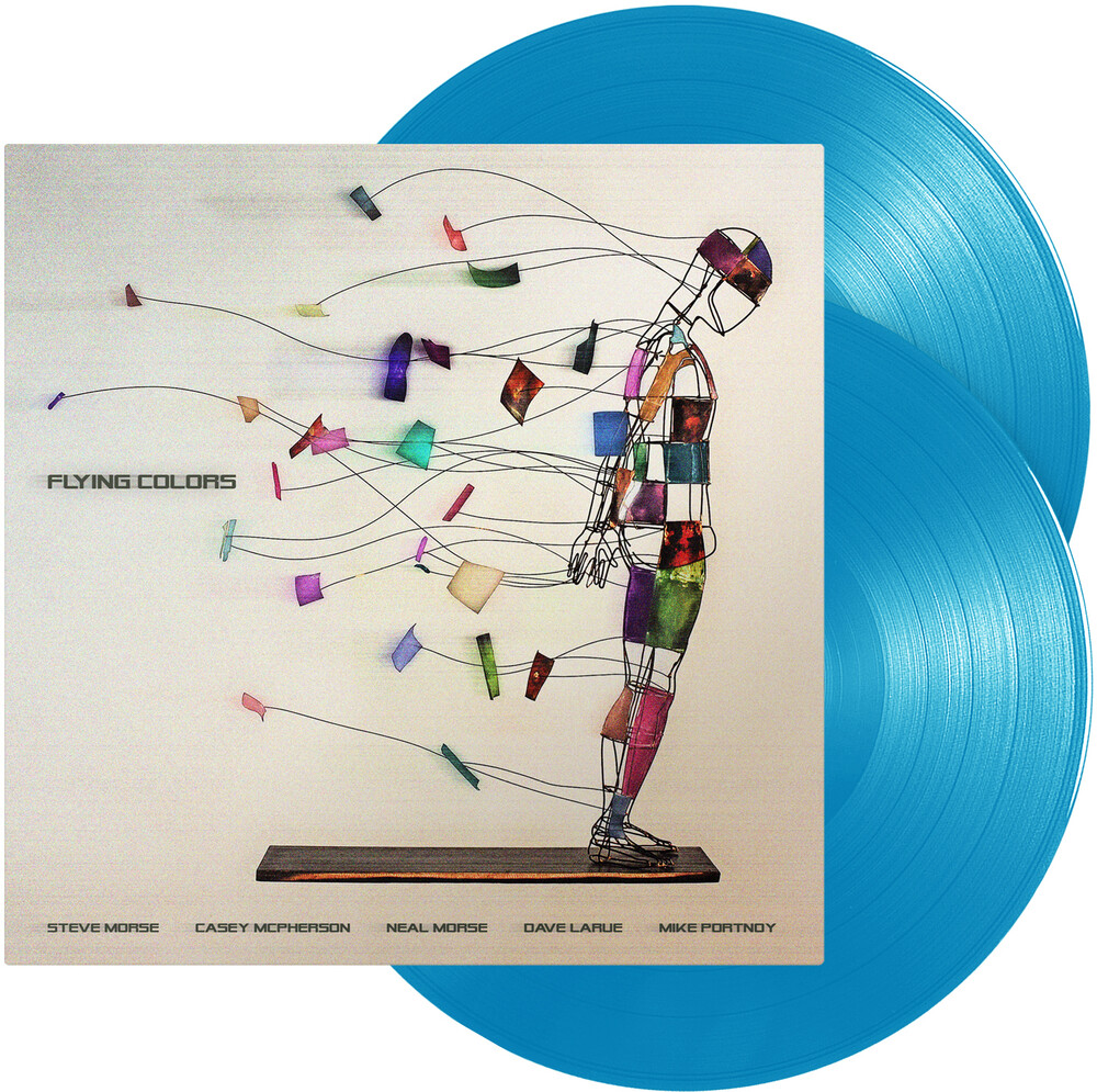 Flying Colors - Flying Colors (Blue) [Colored Vinyl] (Uk)