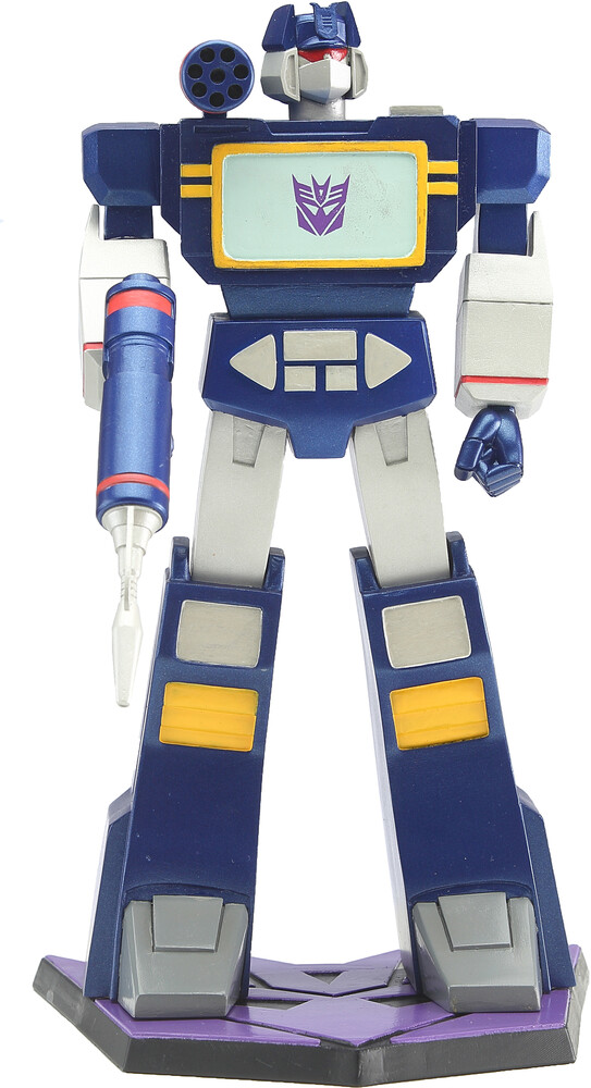 Pcs Collectibles - PCS Collectibles - Transformers Soundwave 9 PVC Statue