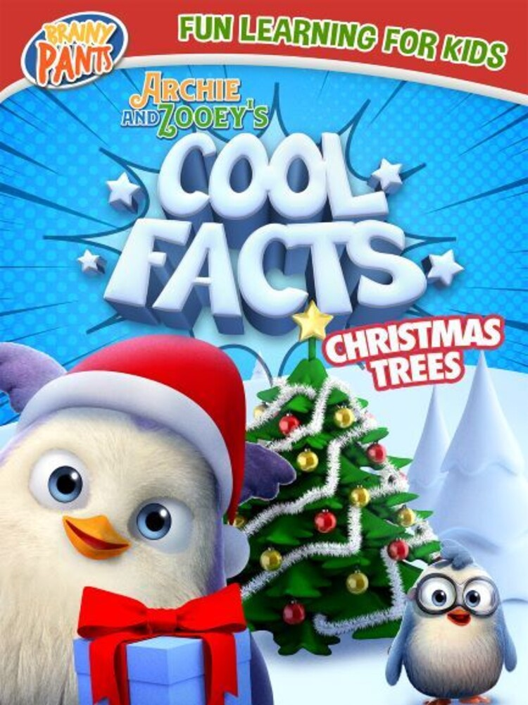 Jill Jannik - Archie And Zooey's Cool Facts: Christmas Trees