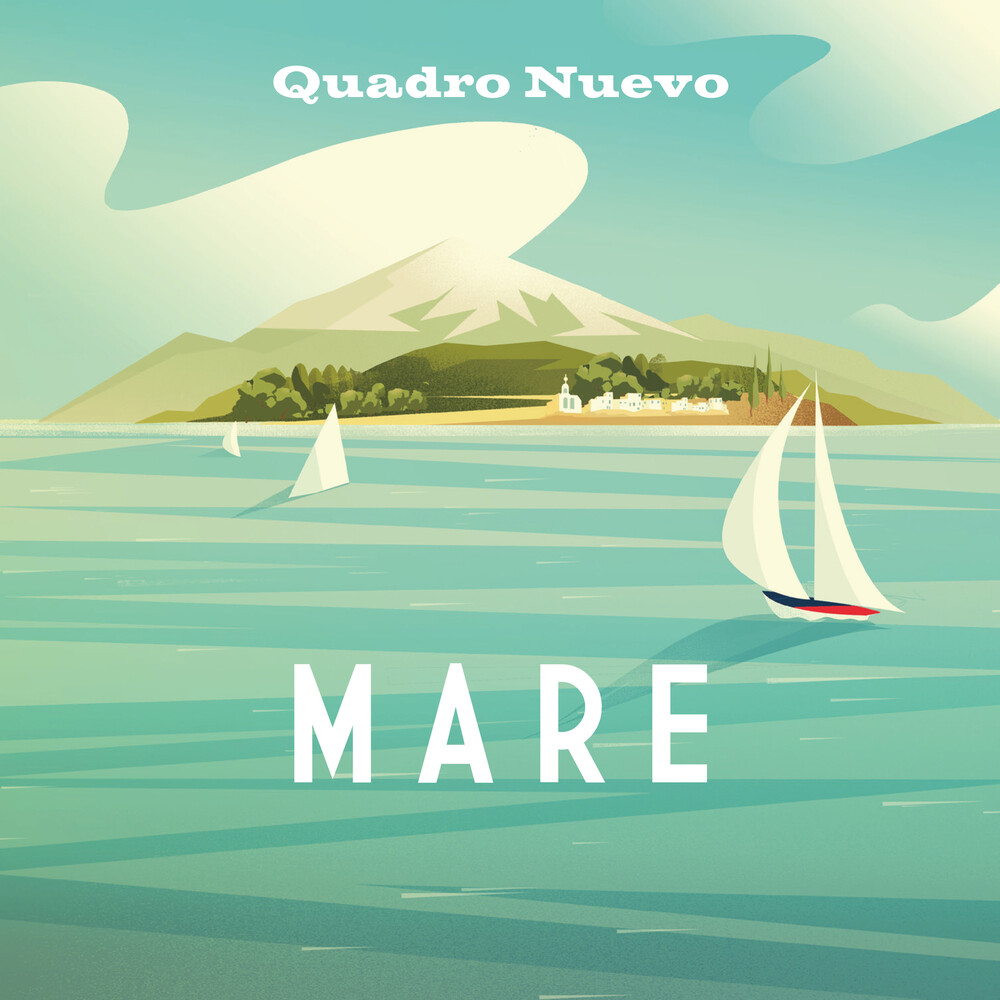 Quadro Nuevo - Mare