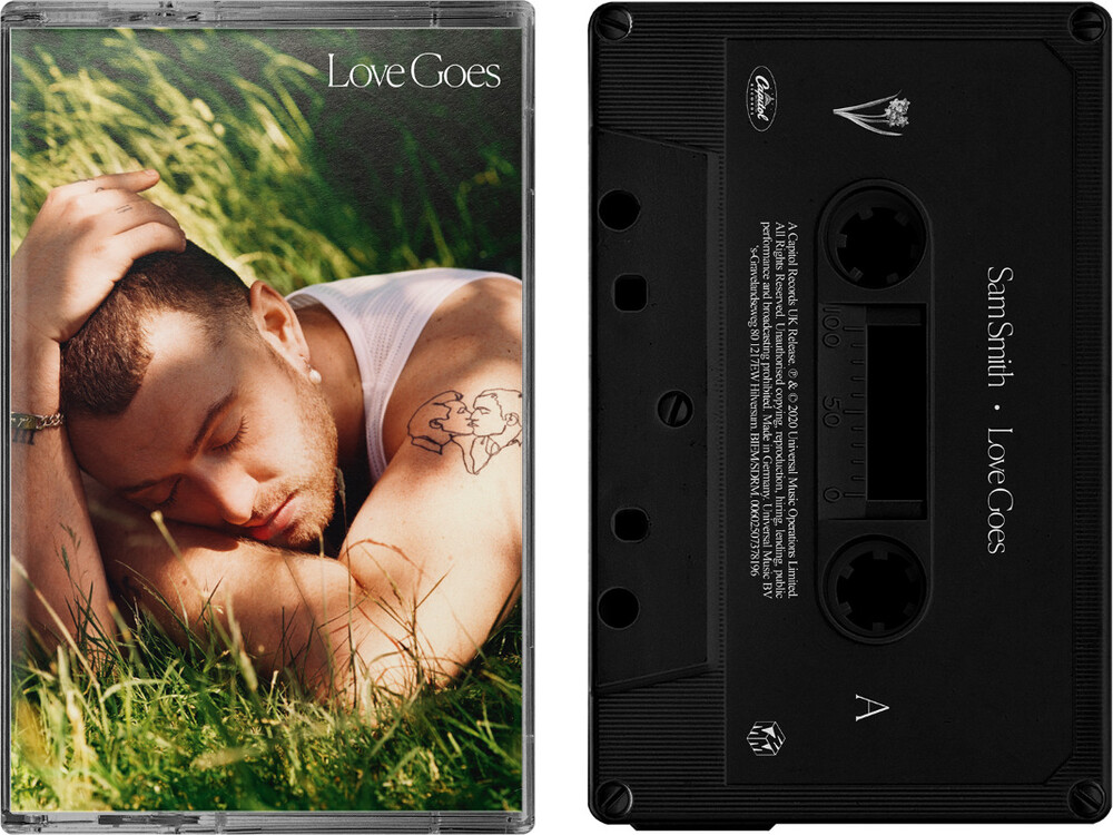 Sam Smith - Love Goes [Cassette]