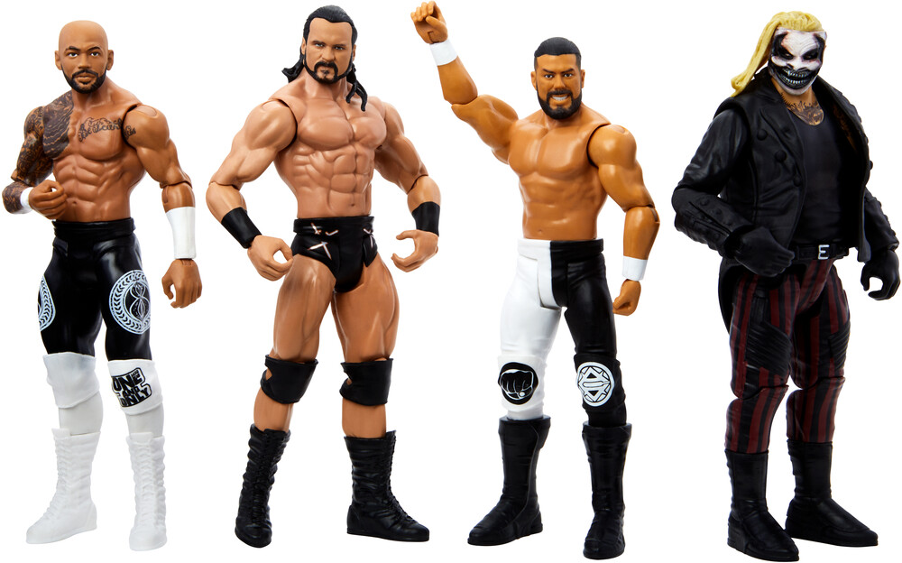 WWE - Mattel Collectible - WWE Wrestlemania Basic Figure Assortment