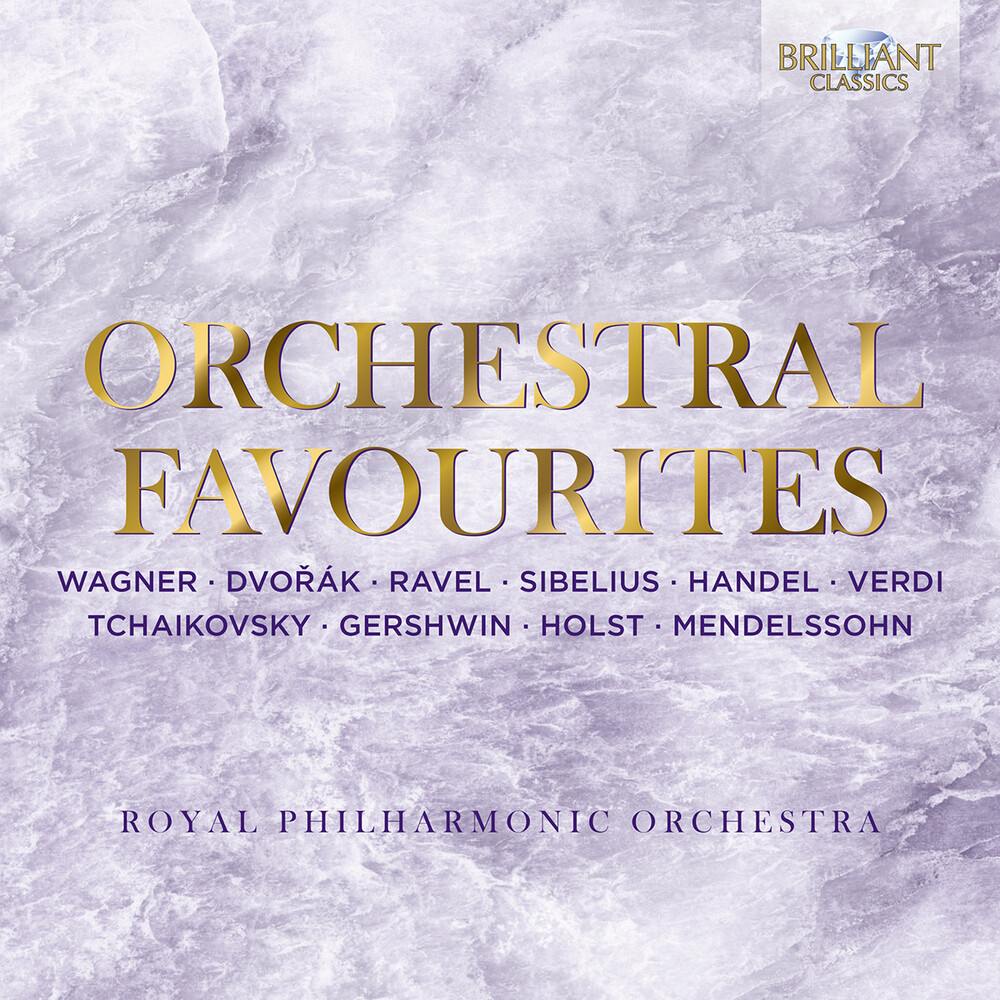 Orchestral Favourites / Various 4pk - Orchestral Favourites