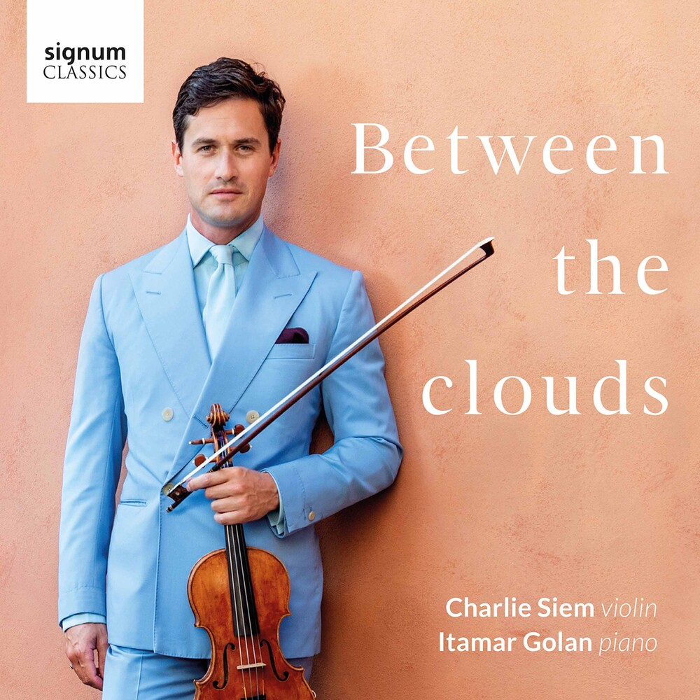 Charlie Siem - Between the Clouds