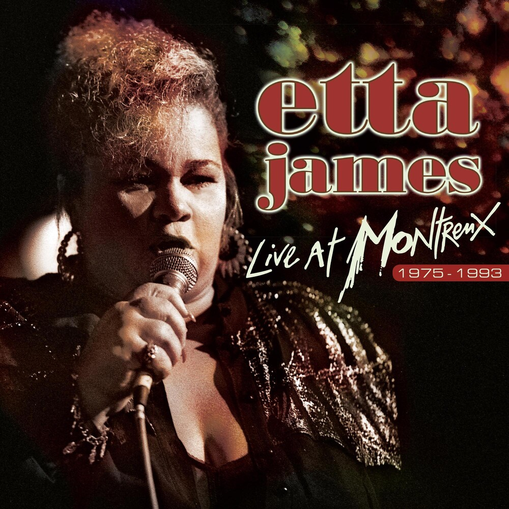 Etta James - Live At Montreux 1975-1993 (W/Cd) (Ltd)