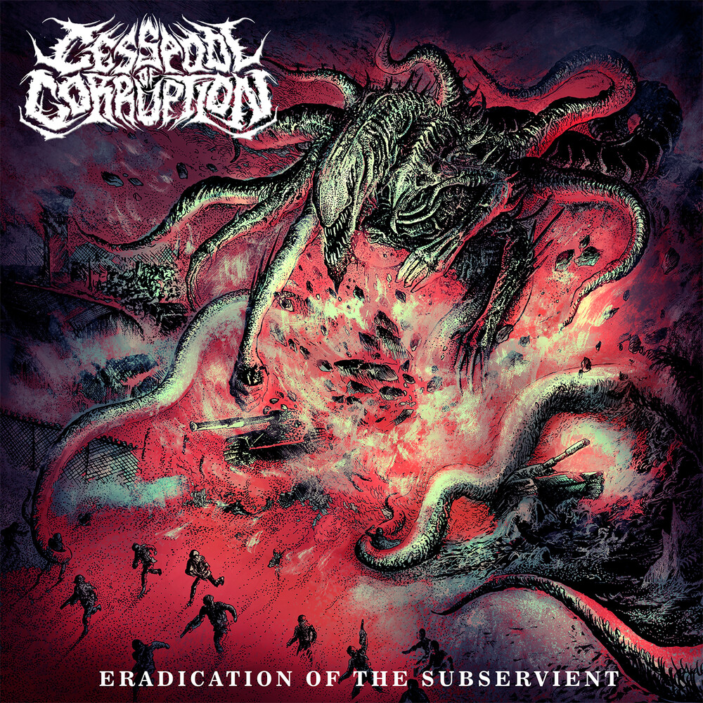 Cesspool of Corruption - Eradication Of The Subservient