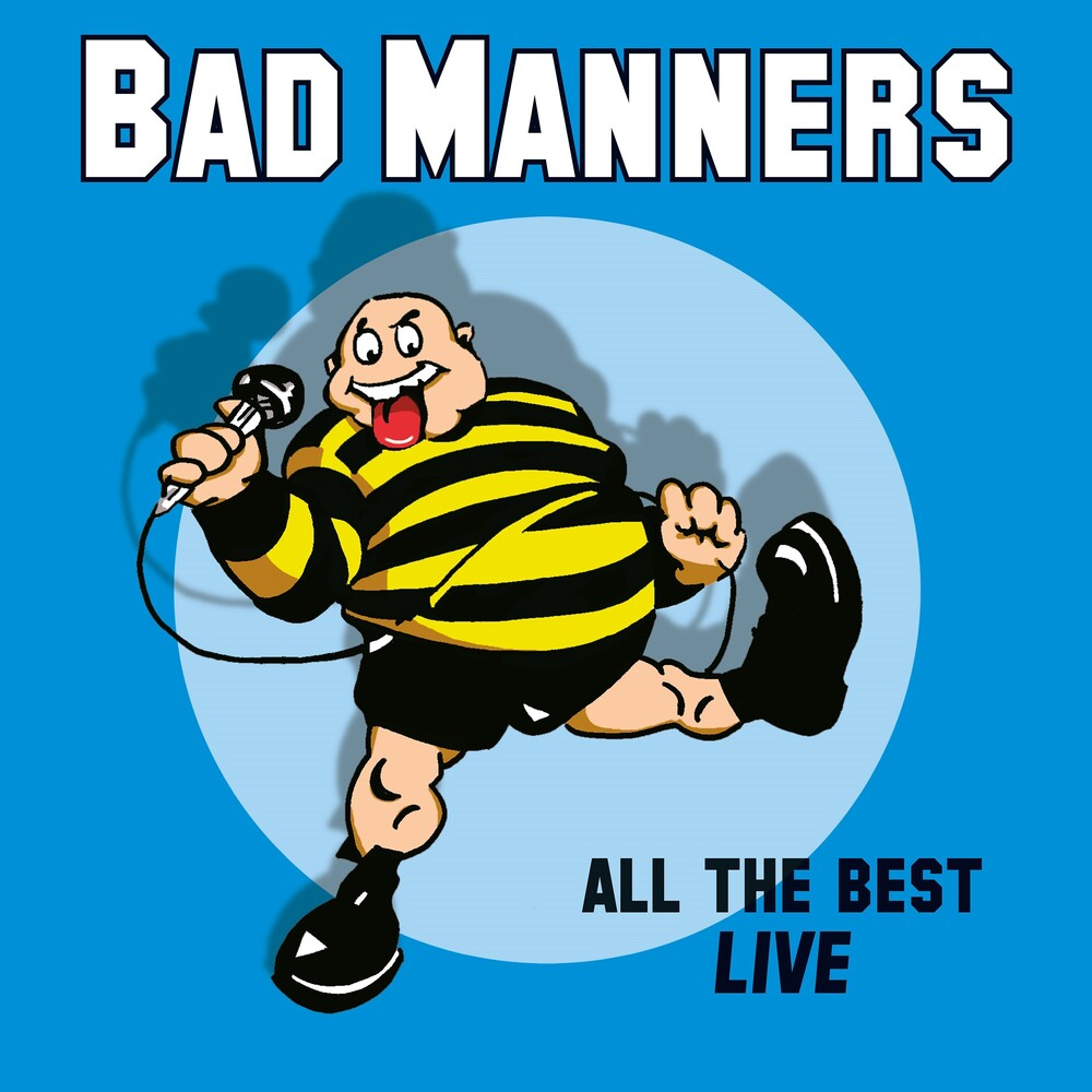 Bad Manners - All The Best Live