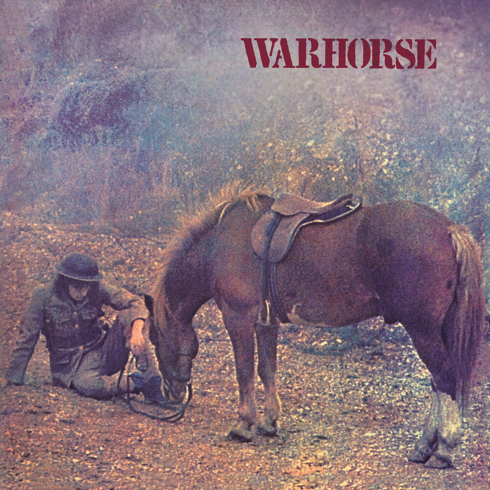 Warhorse - Warhorse [Limited Edition] [Reissue]