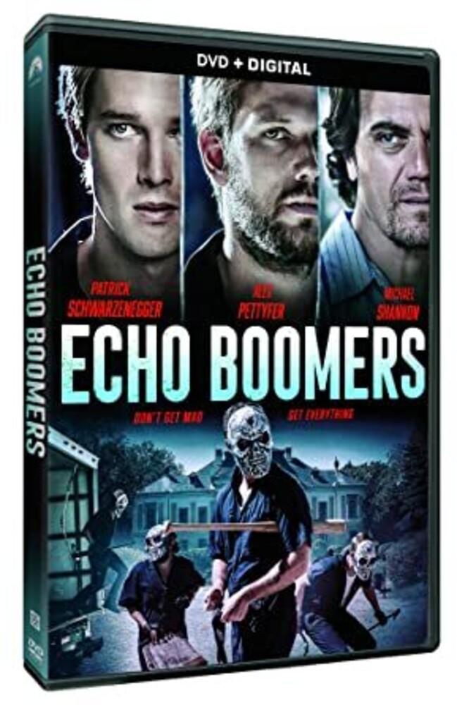 Echo Boomers - Echo Boomers