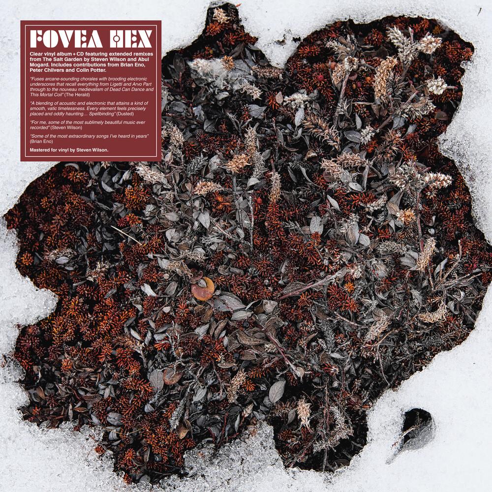 Fovea Hex - Salt Garden (Clear Vinyl) (W/Cd) (Cvnl)