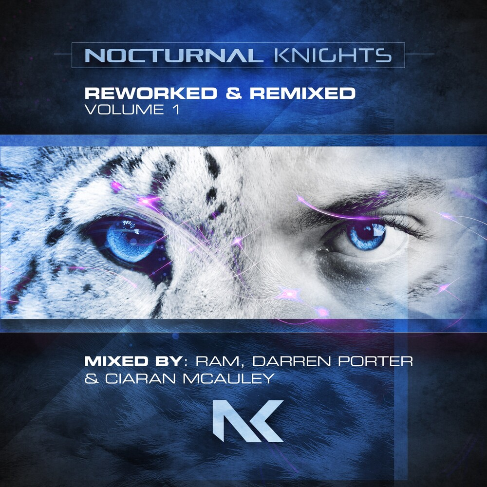 Ram / Darren Potter / Mcauley,Ciaran - Nocturnal Nights Reworked And Remixed 1