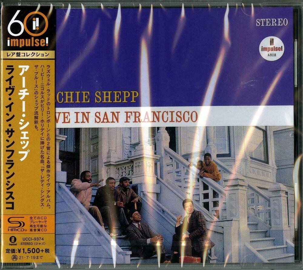 Archie Shepp - Archie Shepp Live In San Francisco (Shm) (Jpn)