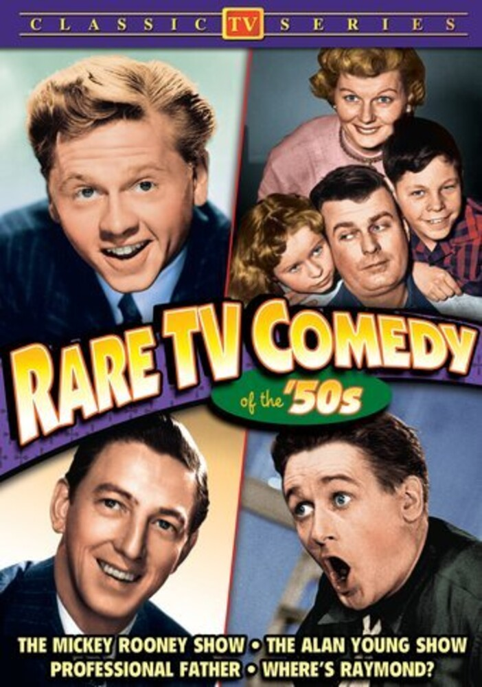 Rare TV Comedy of the 50s - Rare TV Comedy of the '50s