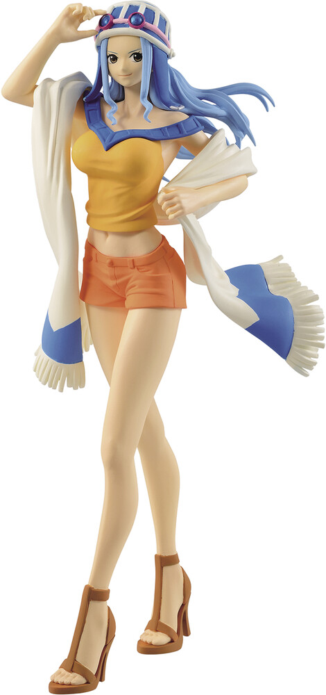 - BanPresto - One Piece Sweet Style Pirates Nefeltari Figure Version 1
